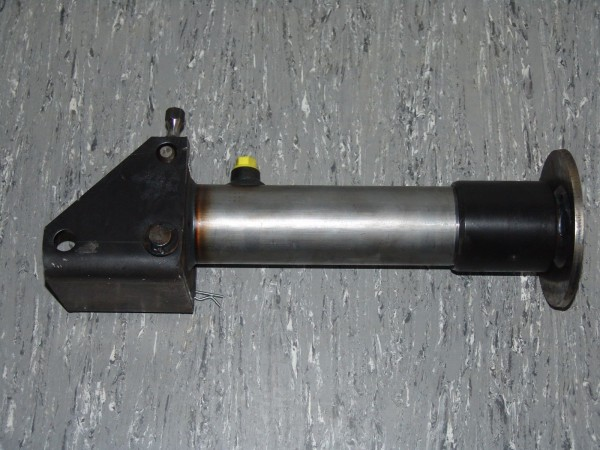 Hydraulischer Stützfuß einfachwirkend Anhänger Kipper