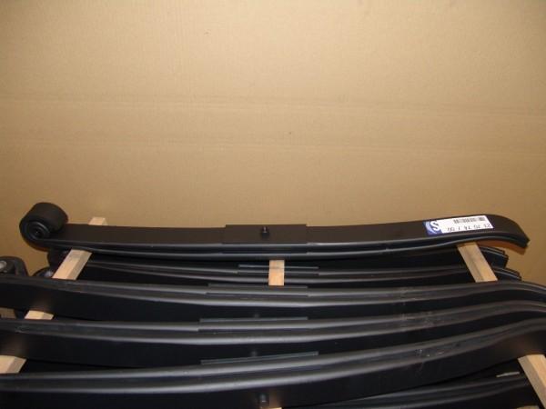 Parabelfeder 5,0 to niedrige Bauhöhe für Anhänger Kipper