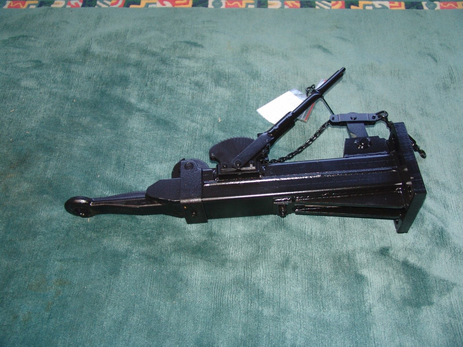 neue Ausf Peitz 80 und AVM 80 BPW Schenkelfeder für Rückfahrsperre AVE 57