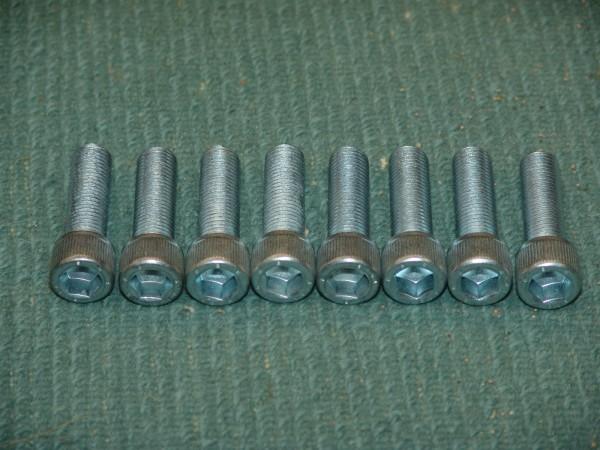 Schraubensatz für K80 Zugkugelkupplung