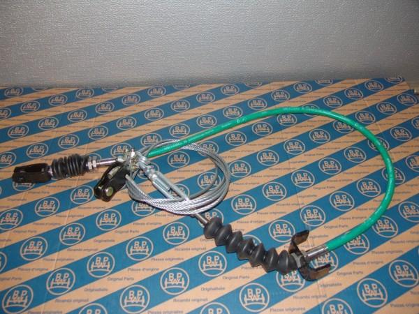 Übertragungseinrichtung 4 Rad Auflaufbremse BPW Flexbal