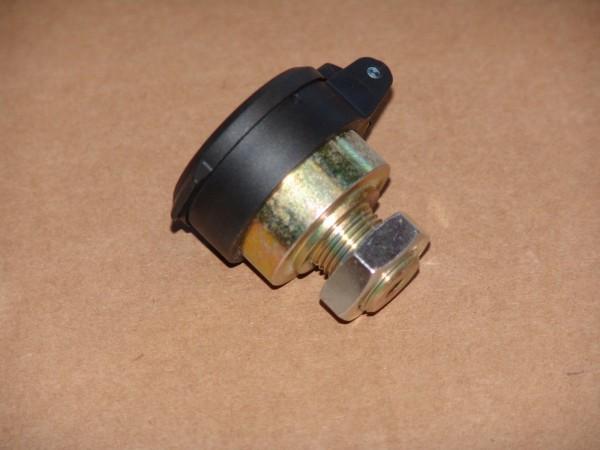 Hydraulik-Steckerhalter Parkdose Staubschutz Kipper