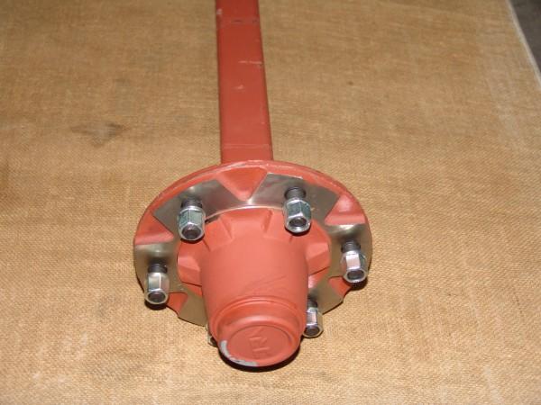 Laufachse Fabr. Rinner Typ 6000 B - 5,7 to verschiedene Ausführungen