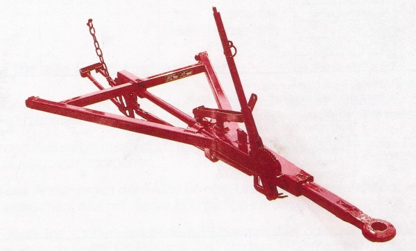 Auflaufeinrichtung AVM/E80 - Peitz/BPW 1810